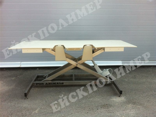 Стол для УЗИ с подъемным механизмом