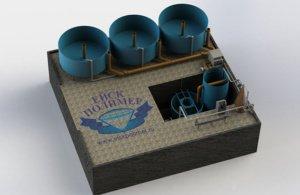 Установки замкнутого водоснабжения